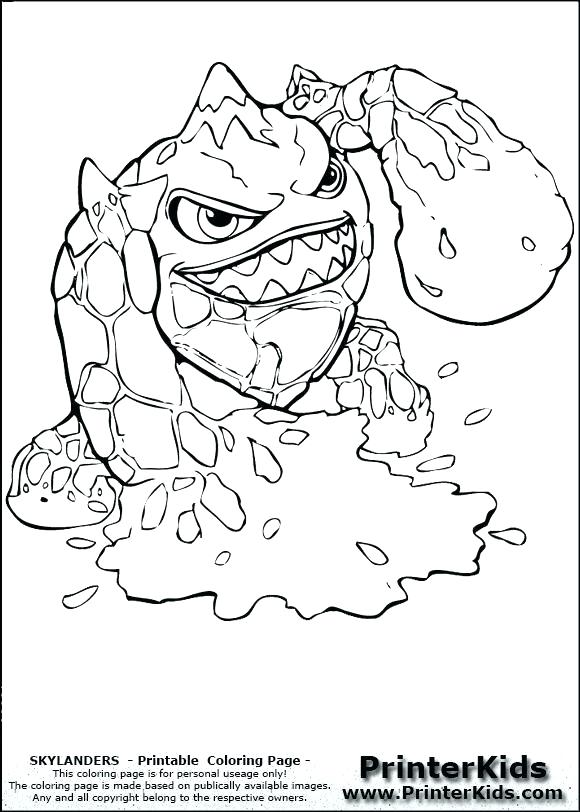 580x812 Coloring Pages Of Skylanders Superchargers Crayola Color Alive