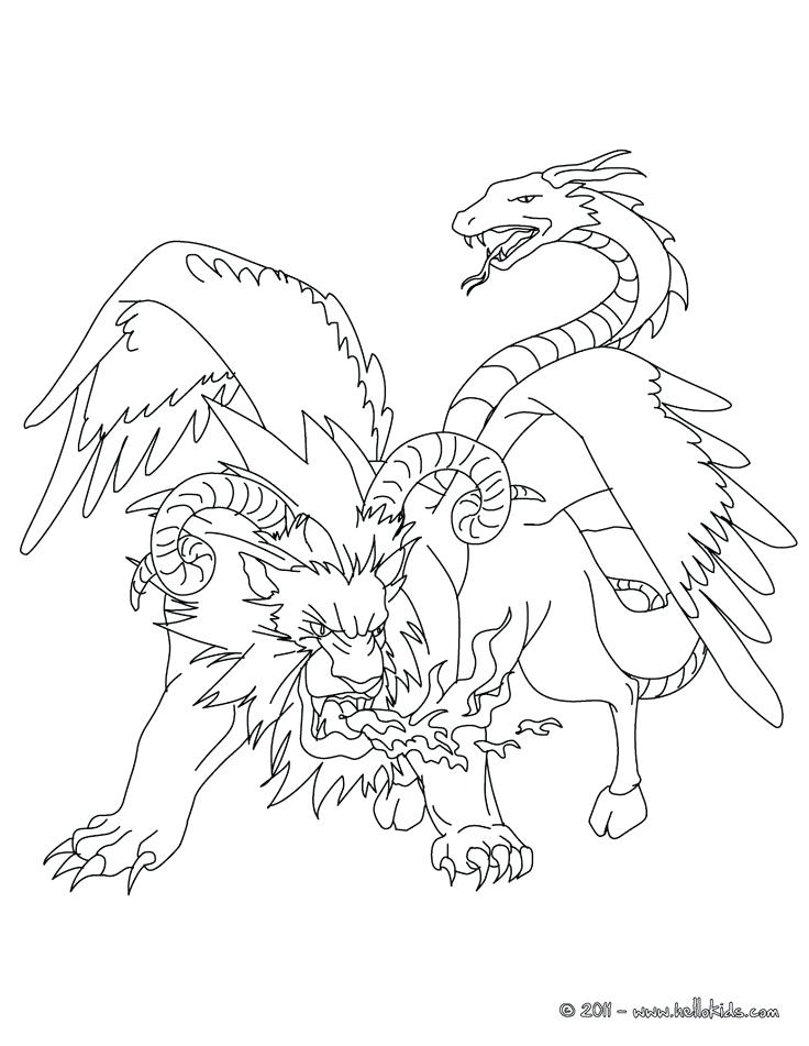 736x951 Color Alive Coloring Pages Mythical Coloring Pages Info Crayola
