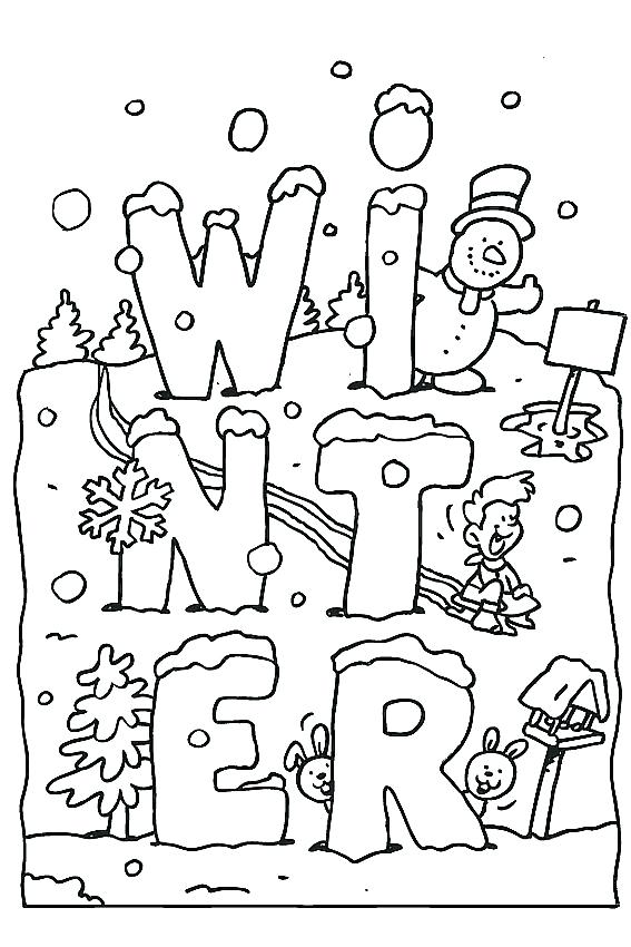 567x850 Seasons Coloring Pages Season Coloring Pages Season Coloring Pages