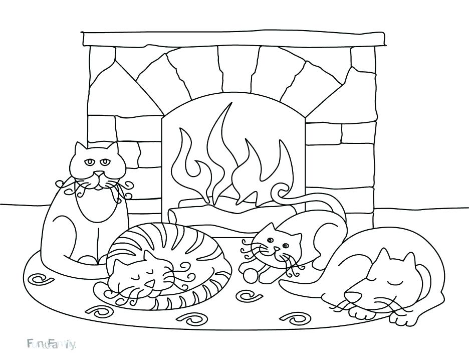 936x722 Winter Coloring Pages Winter Color Pages Winter Coloring Pages