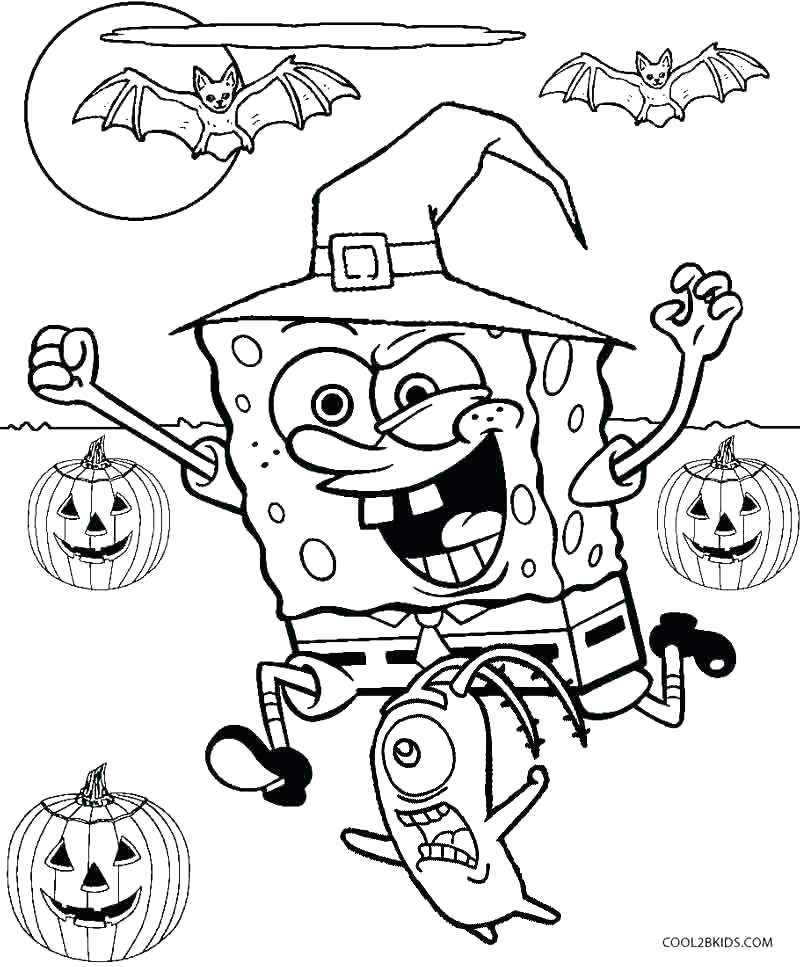 Crayola Halloween Coloring Pages at GetDrawings | Free ...