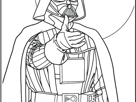 440x330 Here Are Crayolacom Coloring Pages Images Star Wars Coloring Page