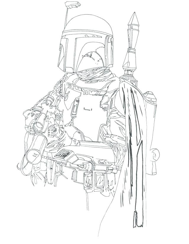 640x825 Star Wars Clone Trooper Coloring Pages Luxury Star Wars Clone