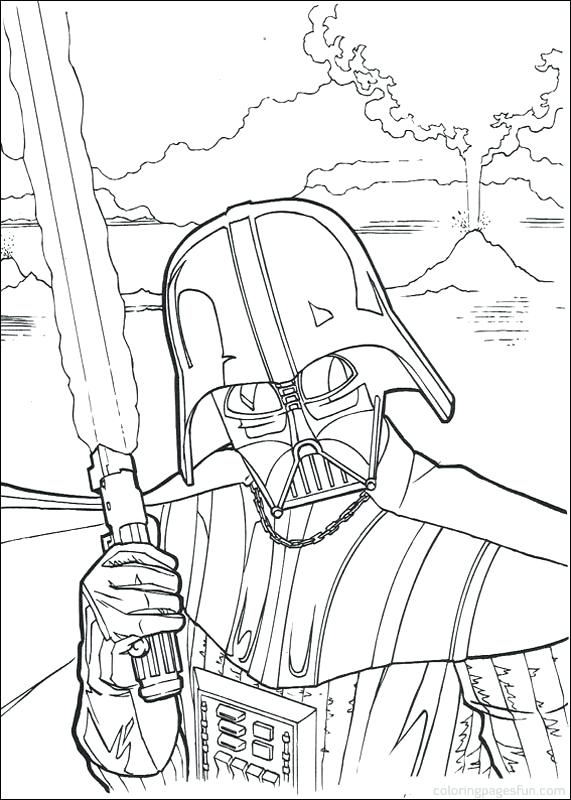 571x800 Crayola Giant Coloring Pages Star Wars Page