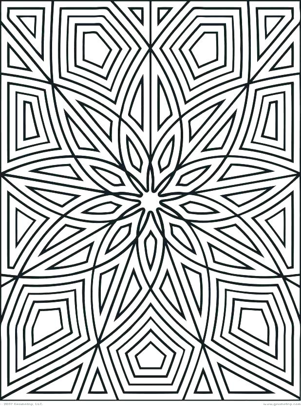 618x834 Crazy Pattern Coloring Pages Design X Pixels