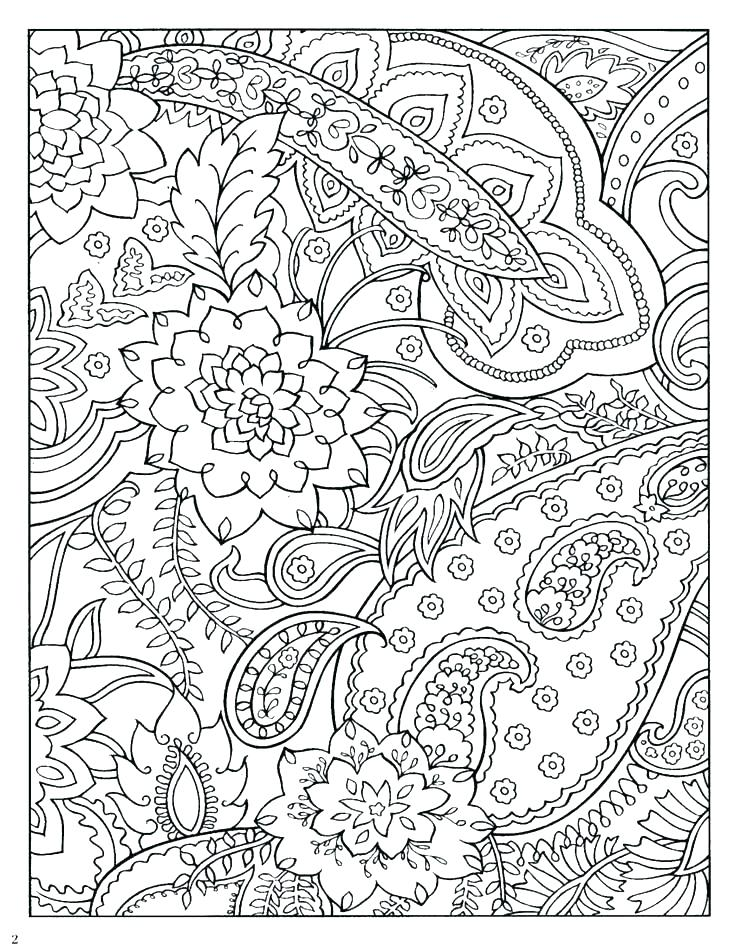 736x952 Pattern Coloring Sheets Free Cool Design Coloring Pages Graffiti