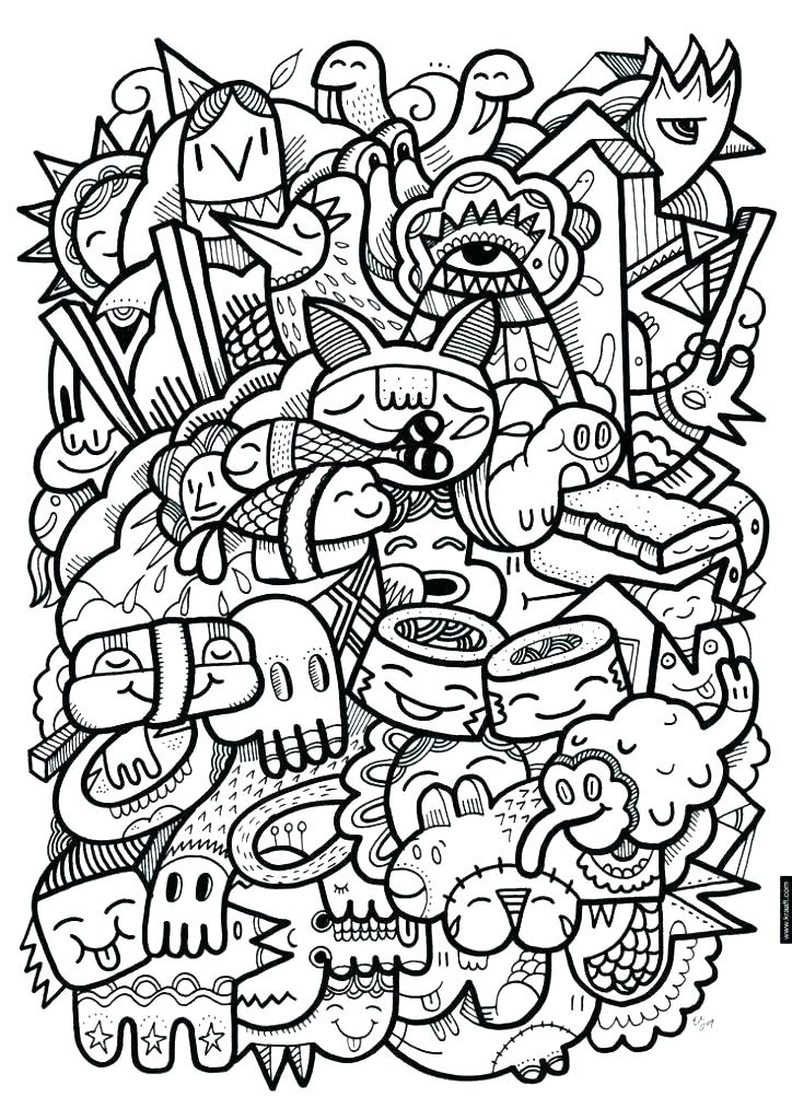 724x1024 Trippy Coloring Page Coloring Pages Coloring Pages Coloring Page