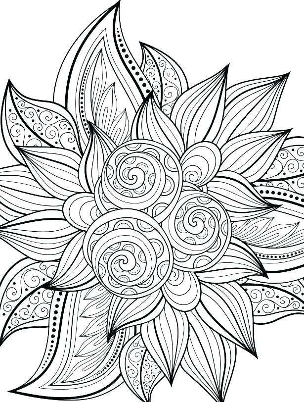 615x812 Crazy Coloring Sheets