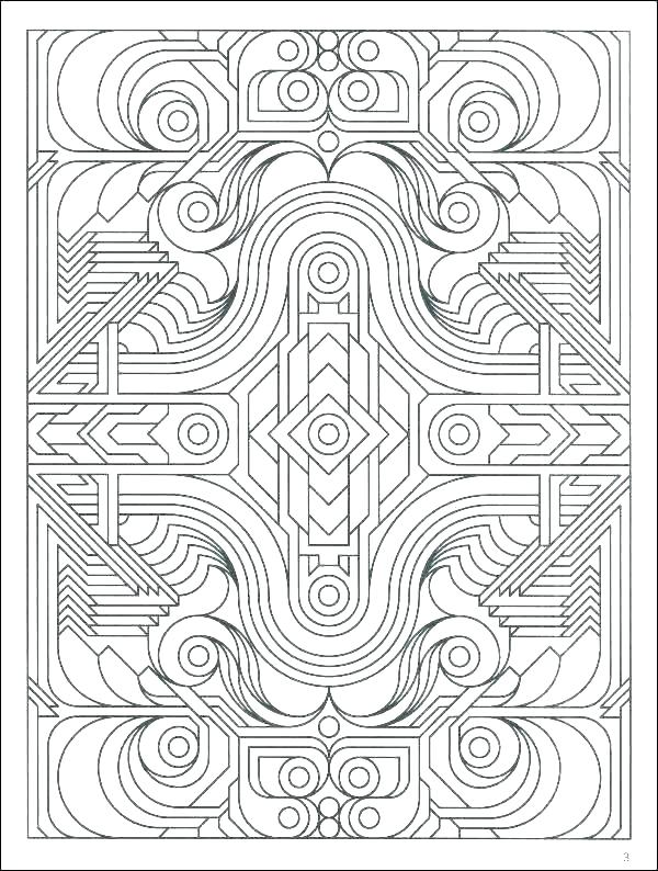 600x794 Coloring Pages With Designs Coloring Pages Of Designs Crazy Design