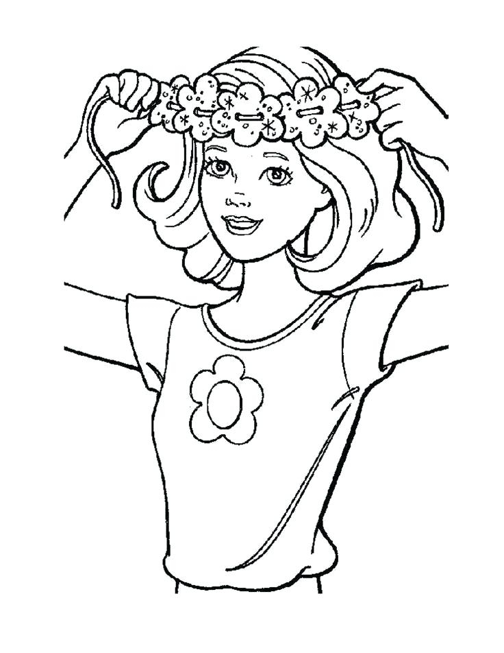 736x952 Crazy Hair Coloring Pages Stunning Crazy Hair Colouring Pages Best