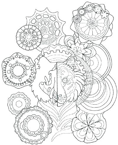 400x492 Crazy Coloring Pages Crazy Design Coloring Pages Appealing Crazy