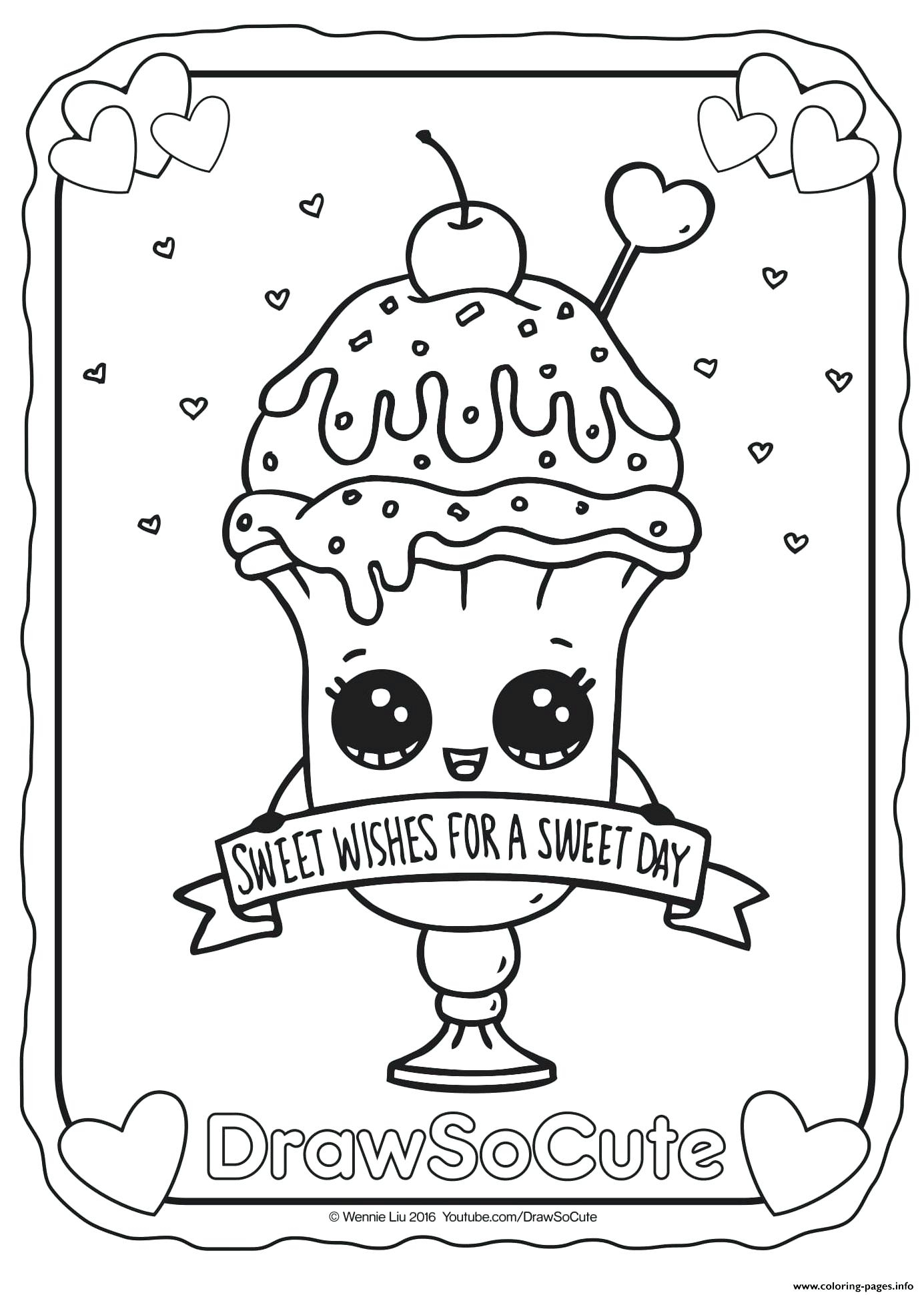 1385x1941 Coloring Pages Ice Cream Coloring Pages Awesome Image Cute Ice