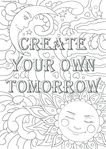354x500 Create Coloring Pages Online