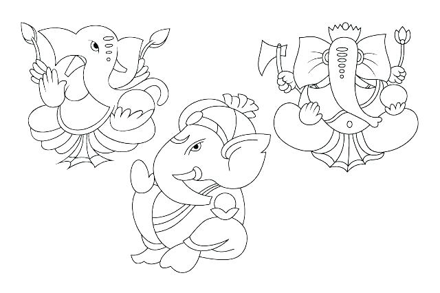 640x426 God Created The World Coloring Pages