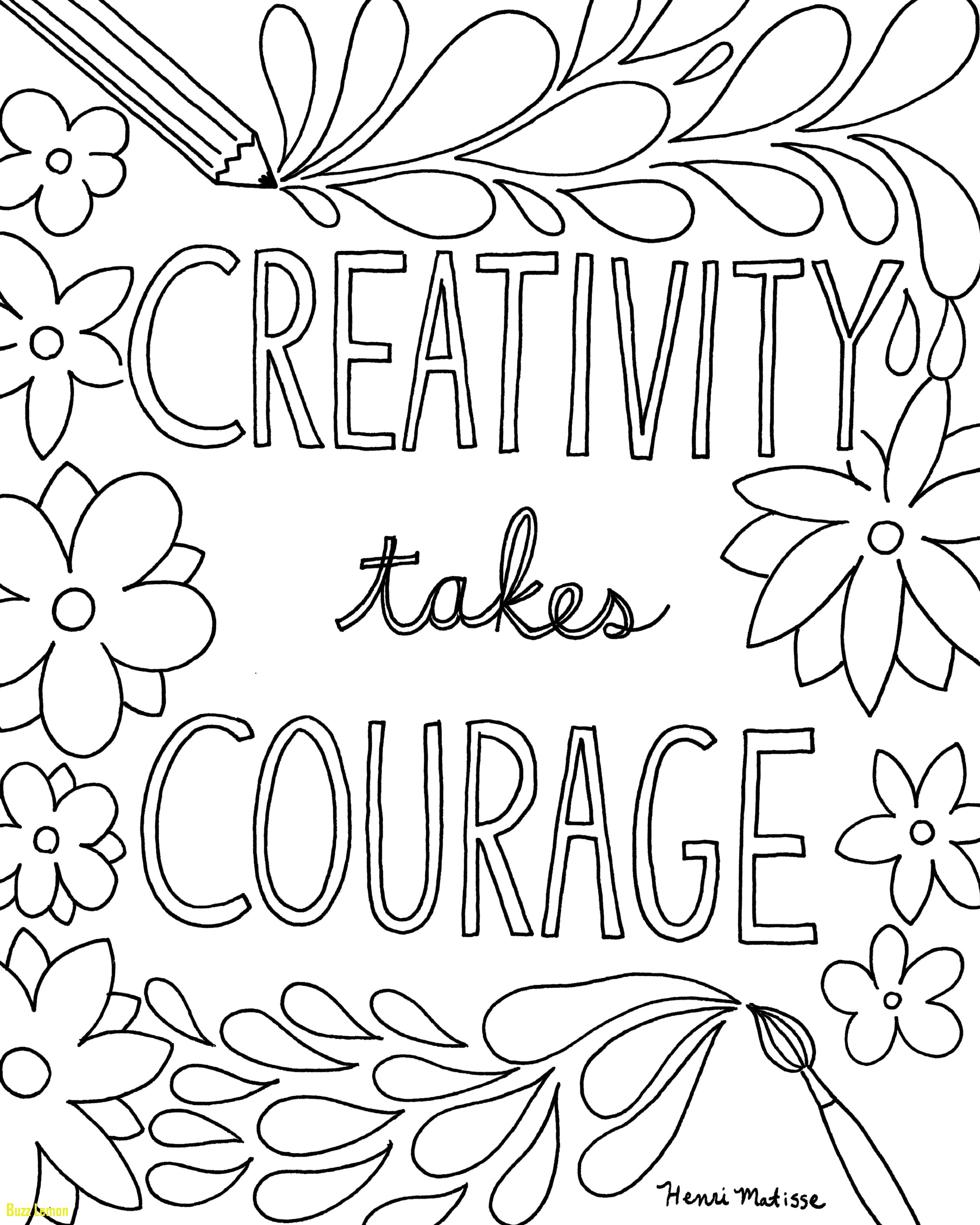 2400x3000 Creative Coloring Pages Printable