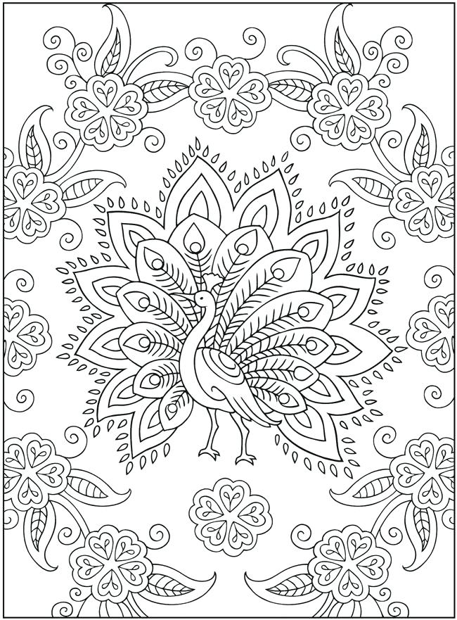 650x881 Creative Coloring Pages To Print