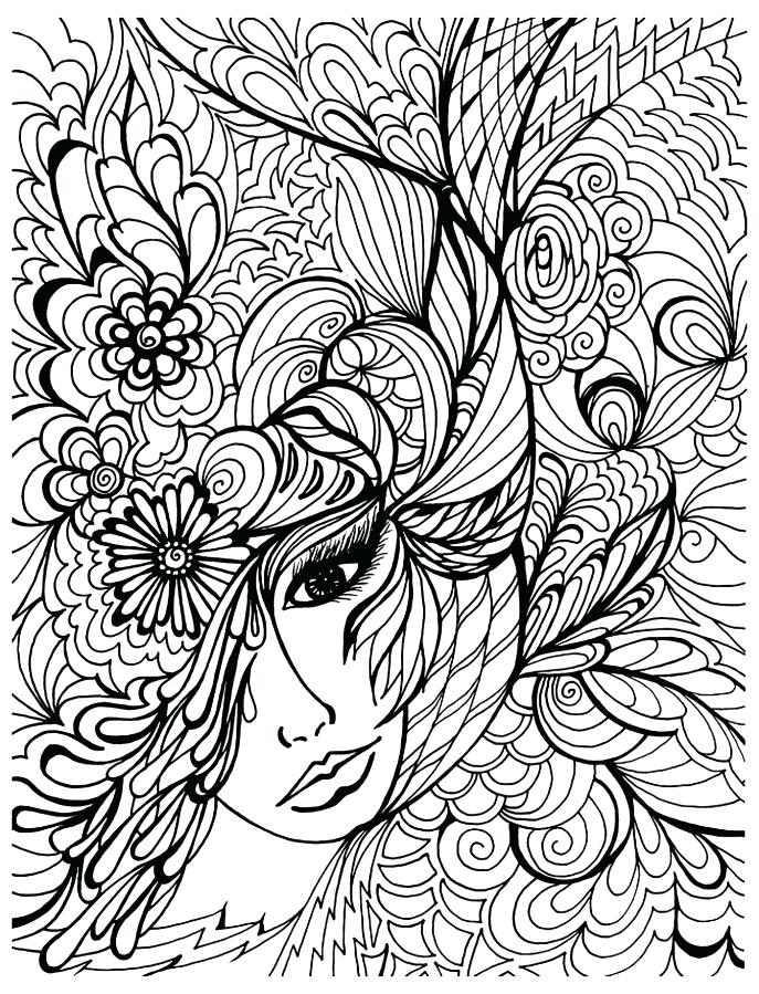 687x899 Creative Coloring Pages To Print Creative Coloring Books