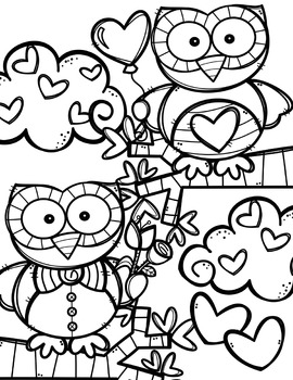 270x350 Free Valentine Coloring Pages {made