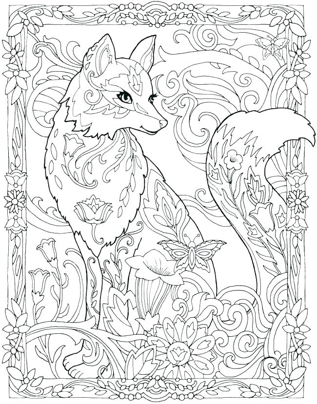 650x829 Creative Coloring Pages
