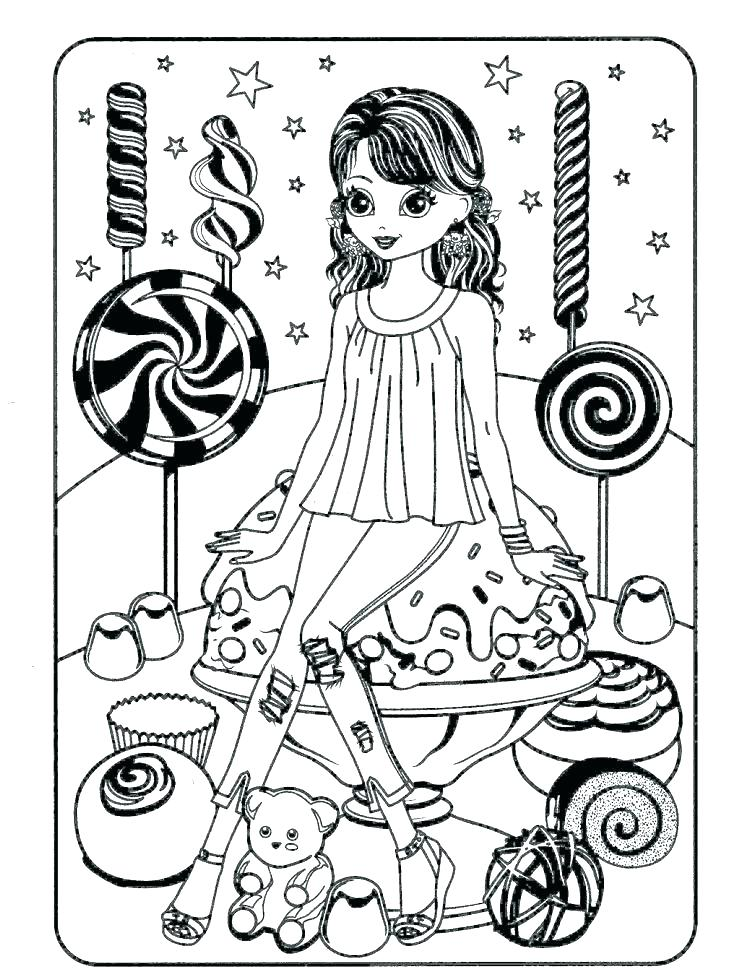 736x978 Creative Haven Coloring Pages
