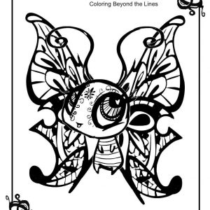 Creative Cuties Coloring Pages At Getdrawings Com Free For