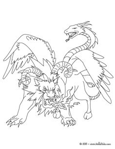 236x304 Centaur, The Half Man And Half Horse Creature Coloring Page Gift