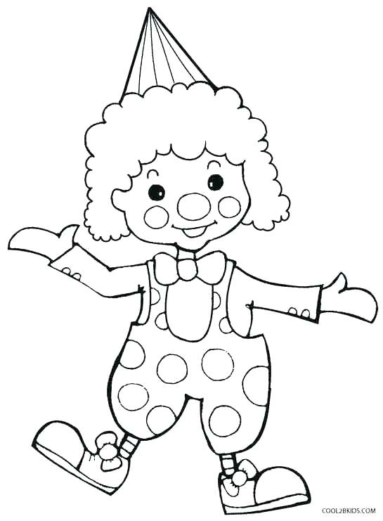 545x741 Scary Clown Coloring Pages Scary Clown Coloring Page Girl Clown