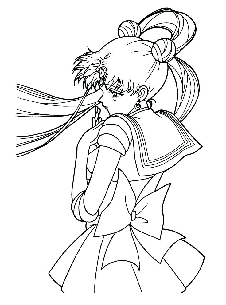 736x992 Crescent Moon Coloring Page Moon Coloring Page Sun And Moon