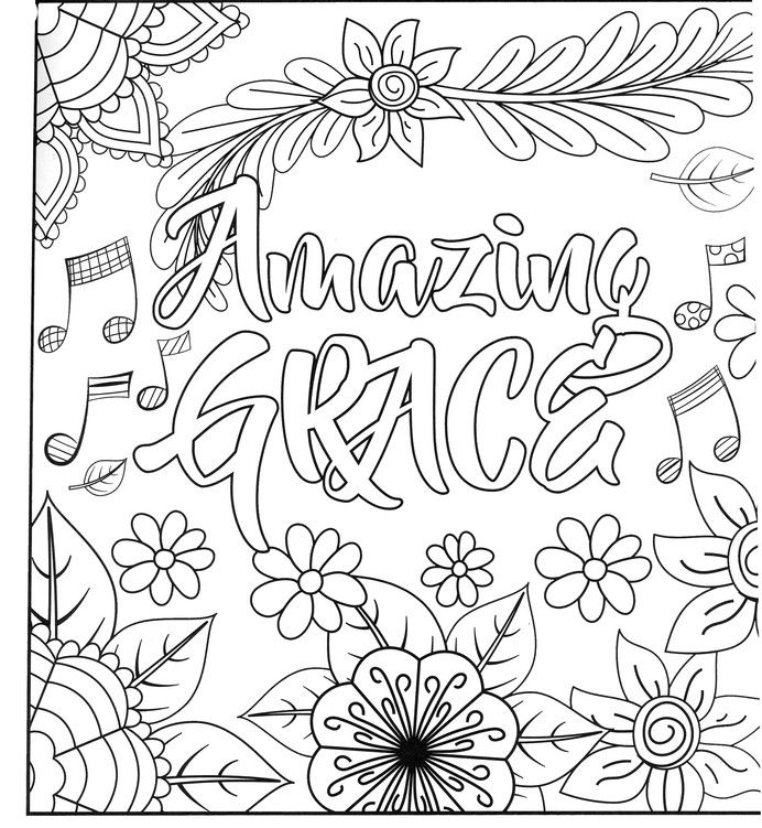 692x751 At Cross Adult Coloring Book Coloring Pages Inspired