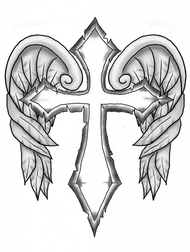 736x976 Drawn Cross Coloring Cool Coloring Pages Crosses