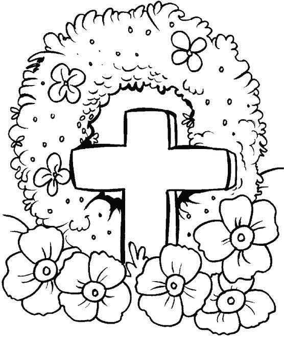 556x660 Floral Tributes For You, You Are Always In My Heart Coloring Pages