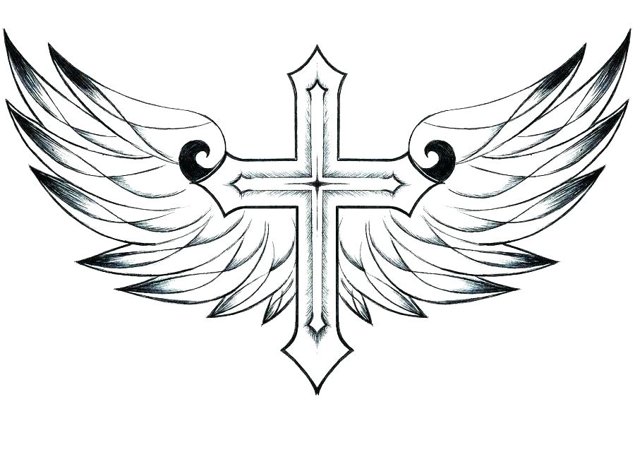 900x664 Cross Coloring Pages Coloring Pictures Of Crosses Cross Color