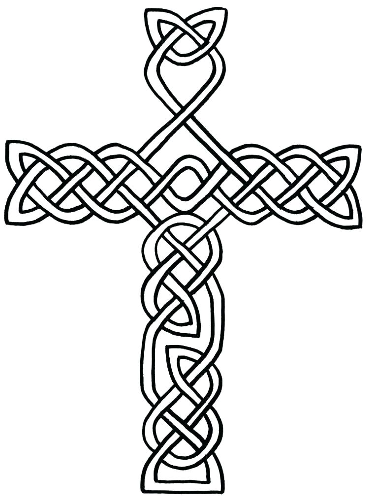 762x1024 Cross Color Page Cross Coloring Pages To Print Cross Color Pages