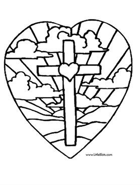 278x369 Eight Best Easter Coloring Pages