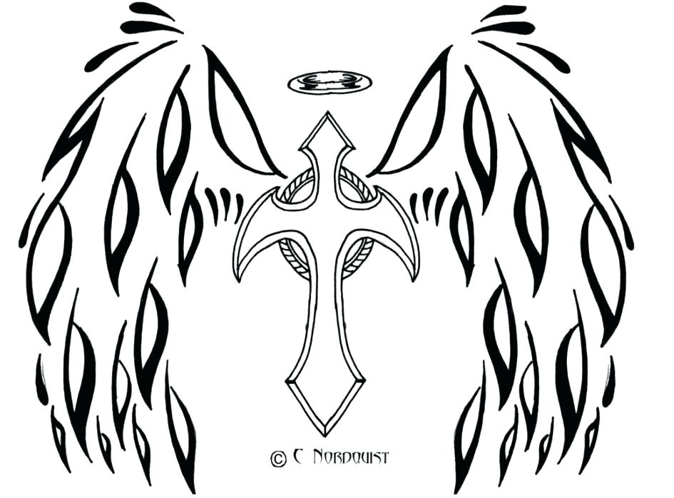 945x698 Coloring Pages Of Crosses Cross Coloring Pages Cross Coloring