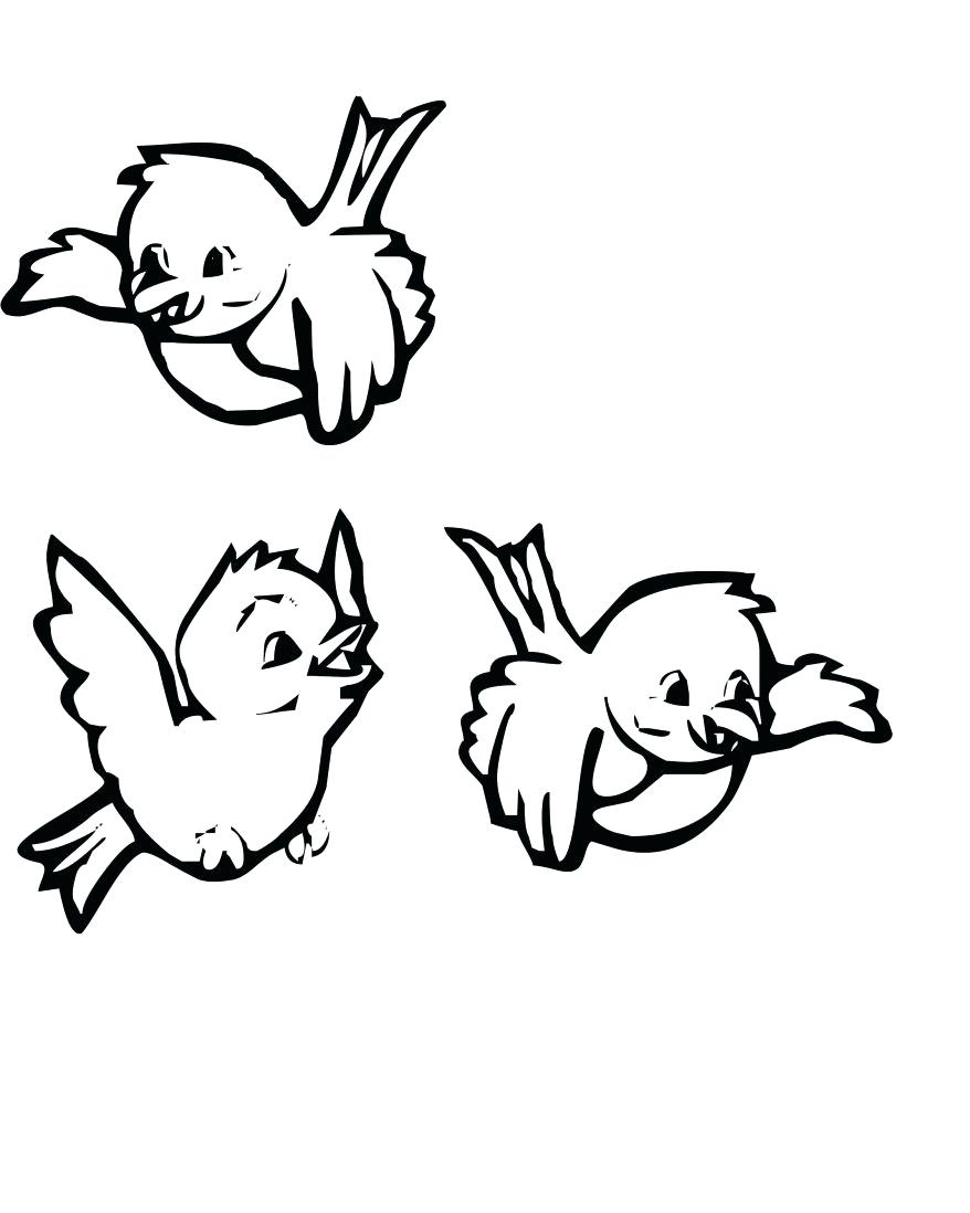 878x1098 Fortune Bird Coloring Pages For Preschoolers Unlimited Cross Fresh