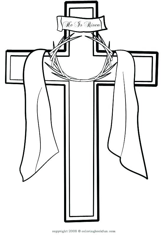 552x800 Stations Of The Cross Coloring Pages For Kindergarten Deepart