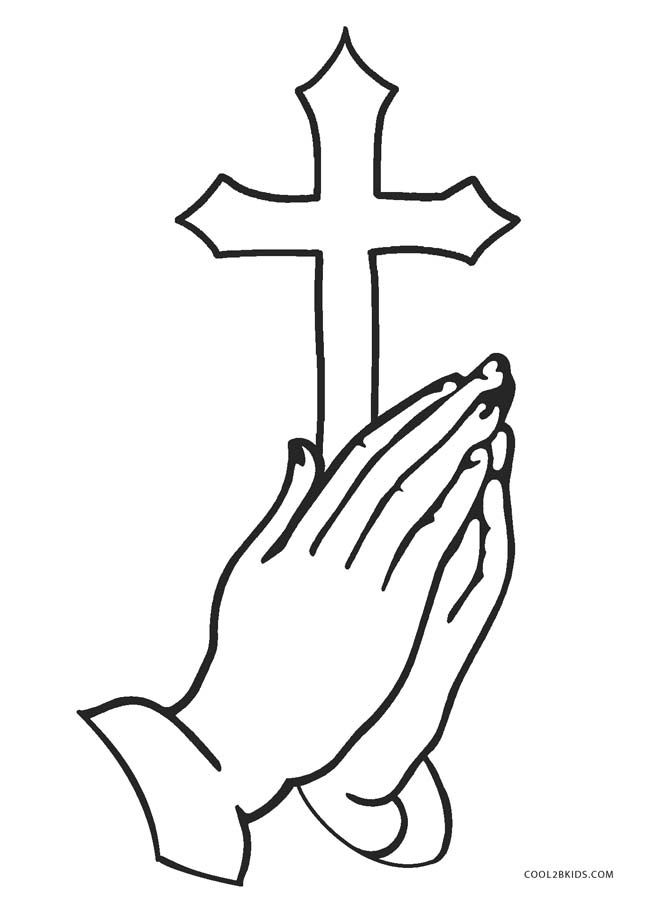 653x900 Free Printable Cross Coloring Pages For Kids