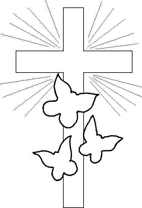 462x674 Cross Coloring Pages Cross Coloring Page Cross Coloring Pages