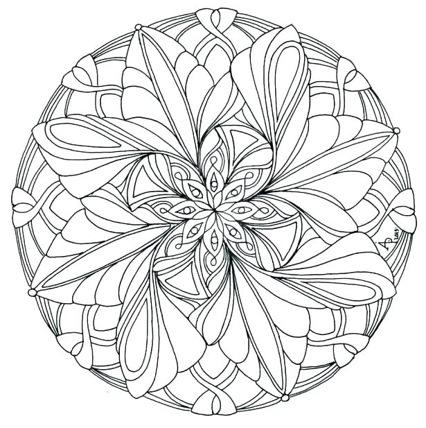 615x617 Celtic Mandala Coloring Pages Coloring Book Coloring Book