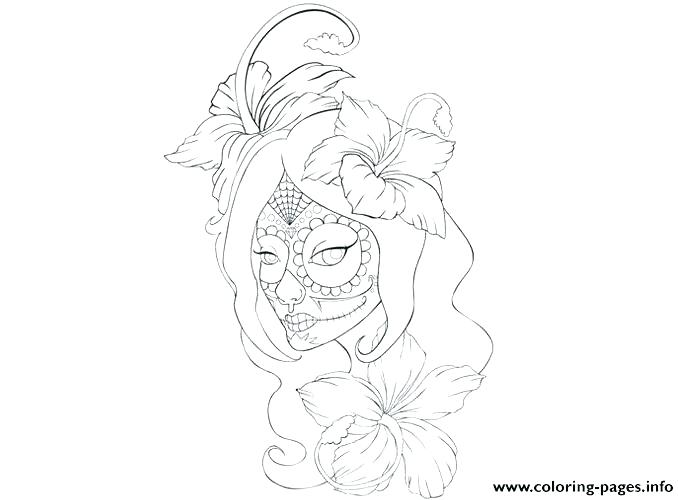 678x500 Free Printable Tattoo Coloring Pages For Adults To Print Also