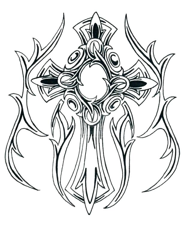 618x772 Coloring Pages Crosses Coloring Pages Coloring Pages For All Ages