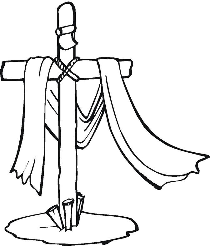 675x788 Luxury Cross With Wings Coloring Pages