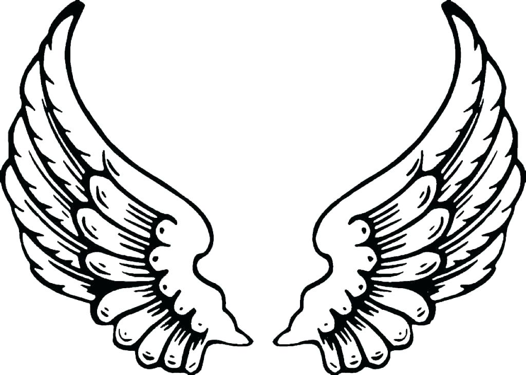 1024x730 Hearts With Angel Wings Coloring Pages Best Books Images On Cross