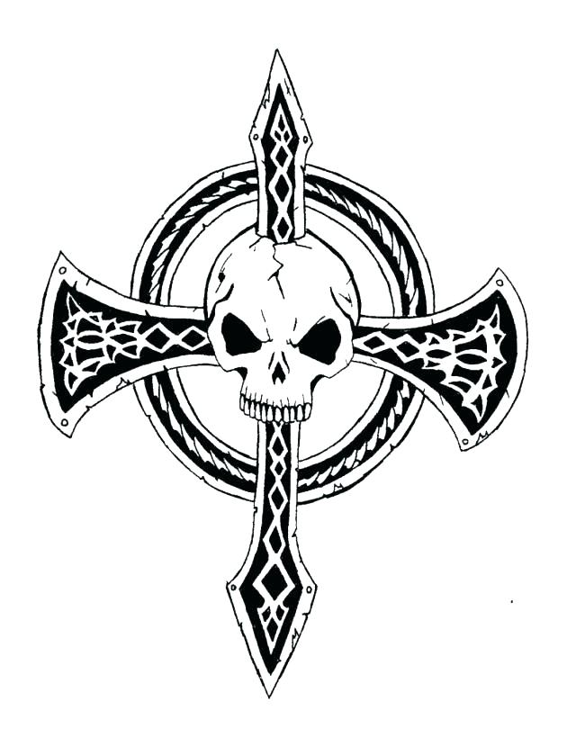 640x819 Coloring Page Cross Cross Coloring Pages Cross Color Pages Cross