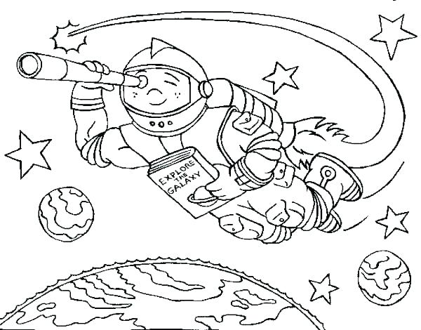 600x470 Rocket Coloring Page Coloring Pages Space Rocket Coloring Pages