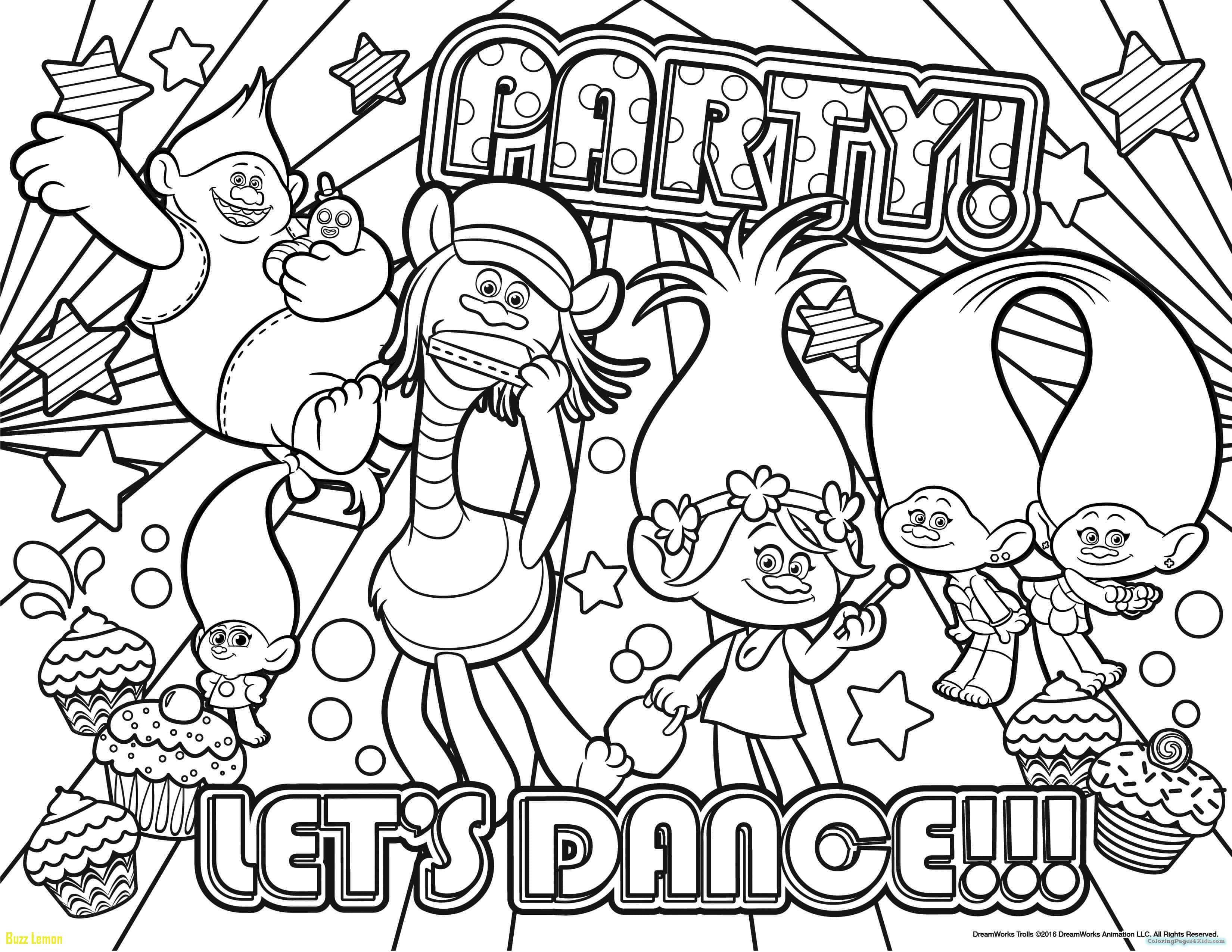 3300x2550 Coloring Page Trolls Elegant Trolls Dreamworks Coloring Pages
