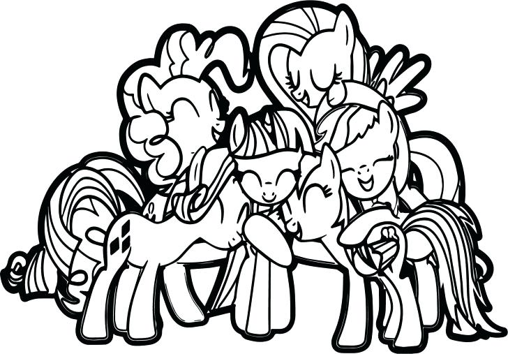 728x507 Atlanta Falcons Coloring Pages Together With My Little Pony
