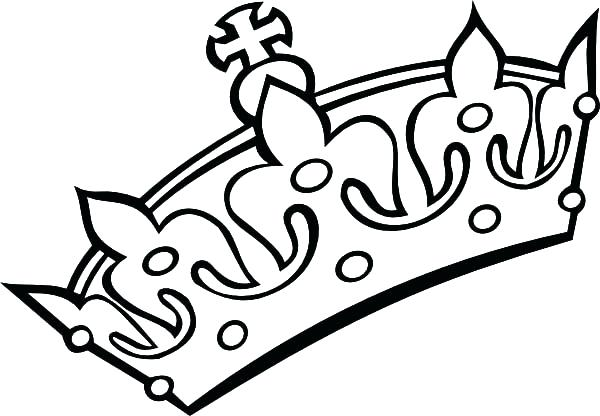 600x416 Princess Crown Coloring Page Inspiring Crown Coloring Sheet Pages