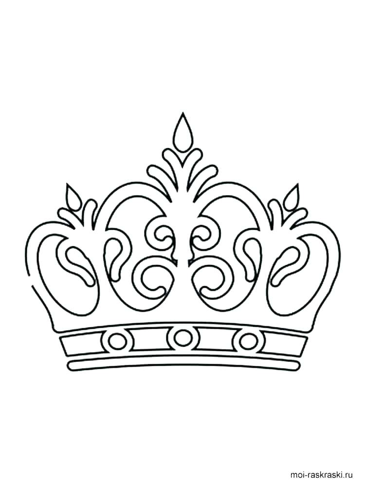 750x1000 Fresh Crown Coloring Page And Sheet Tiara Pages Free Printable Pag